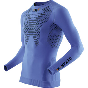 X-Bionic Twyce Running Shirt LS Men French Blue/Black